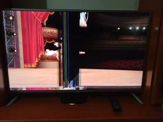 "LG Smart Tv 42"" para arreglar"