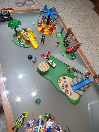 Playmobil parque atracciones