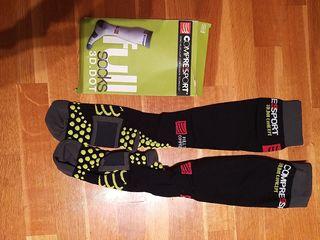 calcetines de compresión COMPRESSPORT