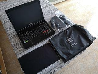 Portatil gaming MSI GT63 Titan 9SG-044ES i9 pc
