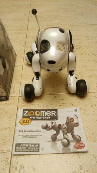 Zoomer 2.0. Dálmata. Perro robot electrónico