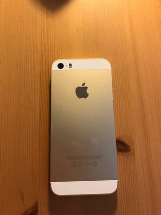 BARGAIN! Gold IPhone. Used just 1 month
