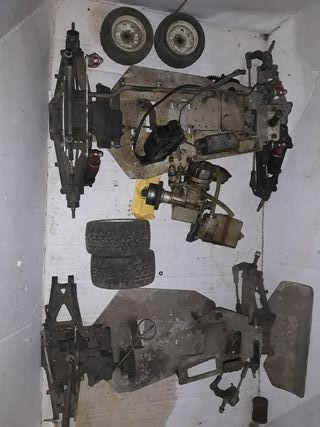 buggy rc nitro piezas