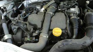 Motor completo DACIA duster 2010 K9KG6