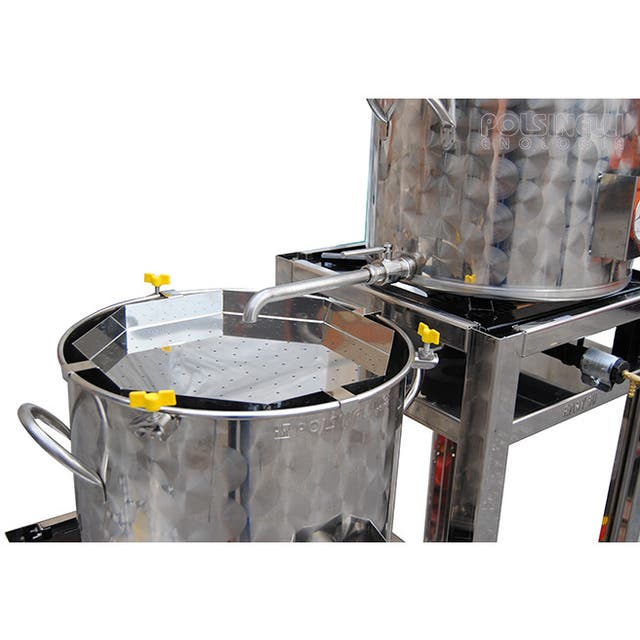 Maquinaria para cerveza artesana 50 litros