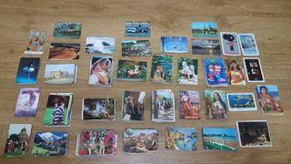 colección calendarios de bolsillo