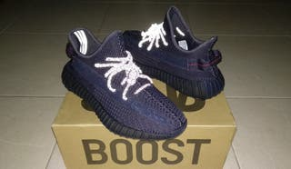Adidas Yeezy Boost 350 V2 Static Black NR