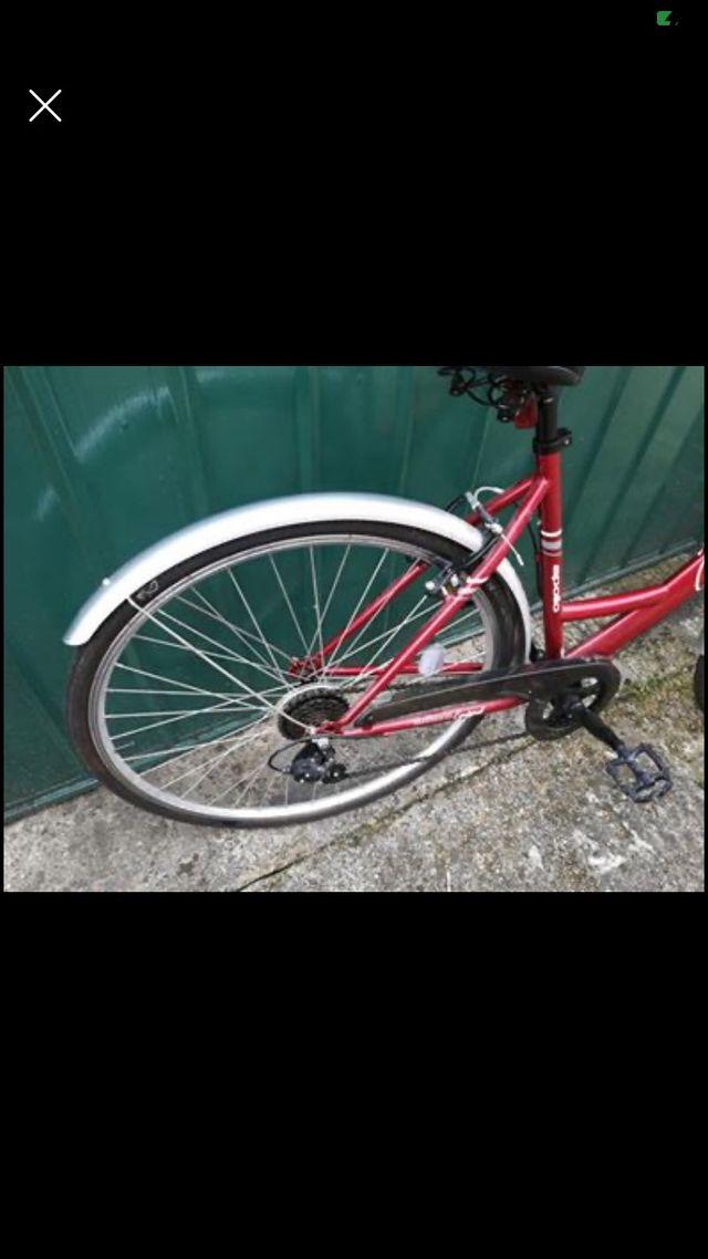 #AS NEW# lady's bike used twice.