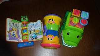 Lote juguetes Fisher Price