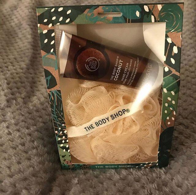 Bodyshop Gift set