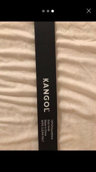 new kangol belt size small