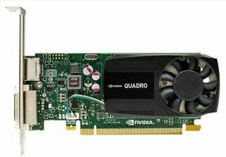 Tarjeta Gráfica Nvidia Quadro K620 2GB DDR3