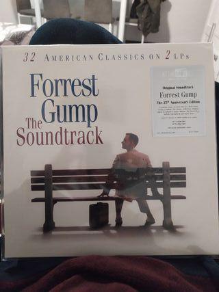 Vinilo Forrest Gump edición limitada