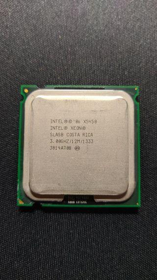 Procesador Intel Xeon X5450