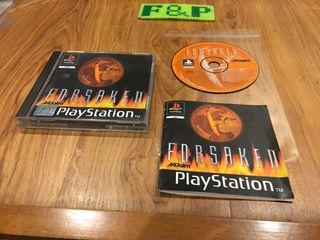 Forsaken playstation psx
