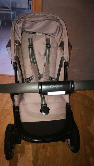 carro bebe cybex silla de paseo