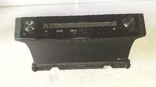179752 Sistema audio / radio cd 2001 10R0412665