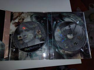 silent Hill 2 edición coleccionista ps2