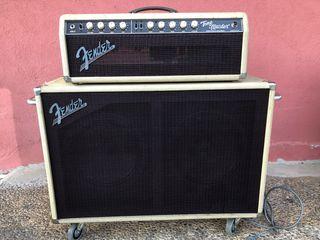 Amplificador de guitarra Fender Tone Master