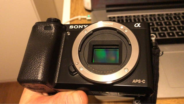 Sony Alpha a6000
