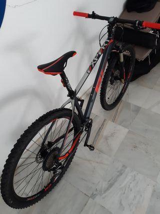 bicleta montaña mtb bh expert 2019 nueva