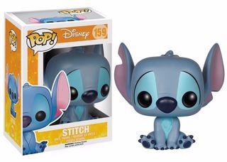 Figura Funko Pop Stitch sentado