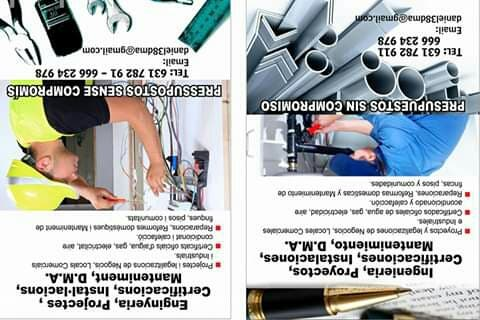 DMA Instalaciones, Ingeniería y Construcción