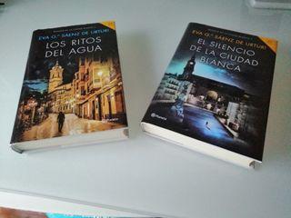 trilogia ciudad blanca. libro 1 y 2