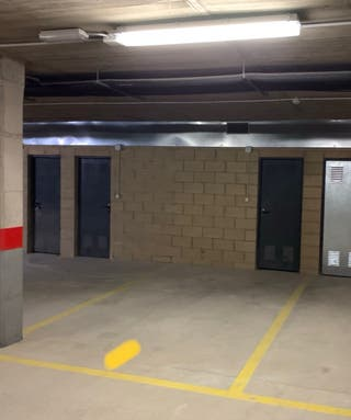 Garaje en venta con trastero Pista Llarga