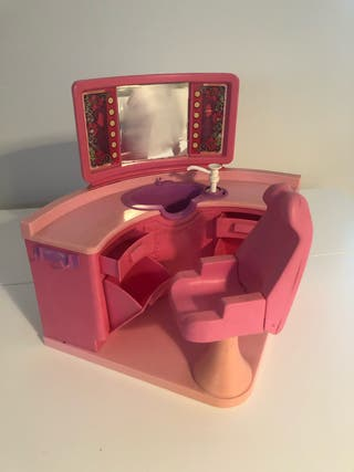 Tocador peluquería Barbie