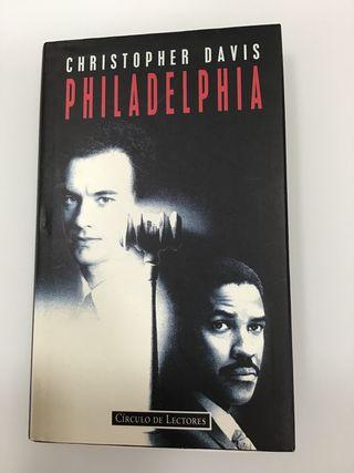 Philadelphia libro como nuevo
