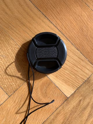 Tapa cámara 46mm objetivo