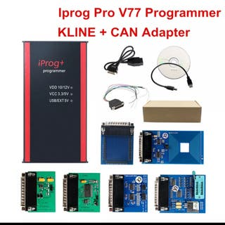 iProg+ v77 2019 Programador IMMO,SRS,DPF,KM...