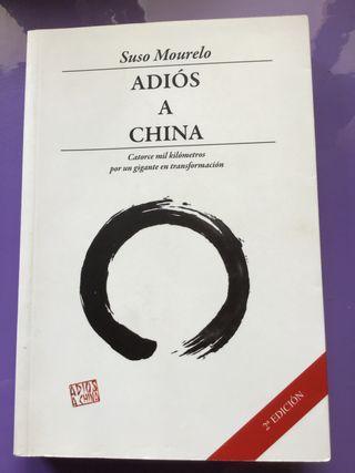 Adiós China, como NUEVO