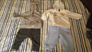 Conjunto ropa bebe 6 meses