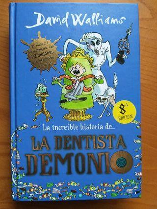 La dentista demonio. David Walliams