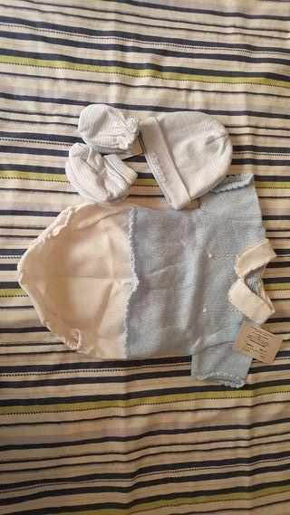 Conjunto ropa recién nacido. Ideal para regalo