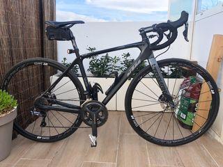 Bicicleta carretera KTM cambio electroni
