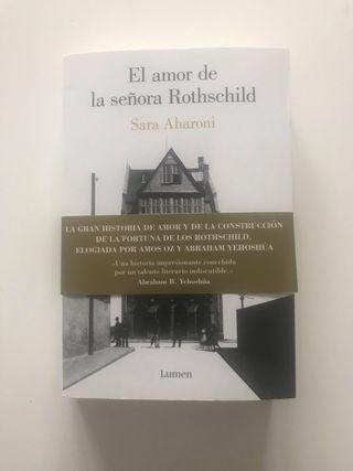 Libro El Amor De La Señora Rothschild S Aharoni De Segunda Mano Por 8 En Bilbao En Wallapop
