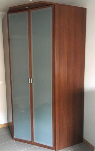 ikea armario a medida Armario Esquinero Ikea Segunda Mano En La Provincia De