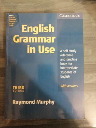 Gramatica Inglés. English Grammar in Use.