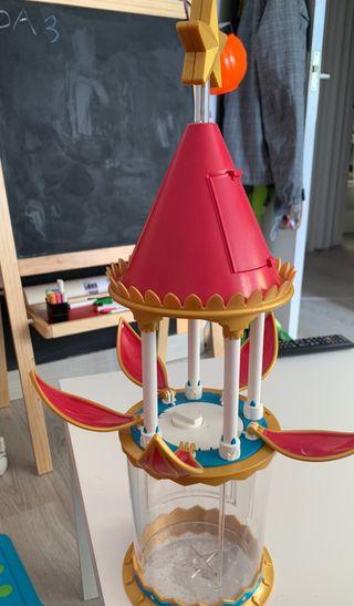 Caja Musica playmobil