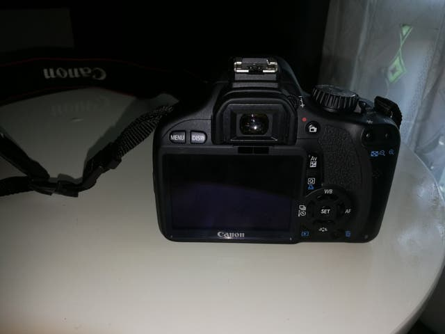 Canon EOS 550D Digital SLR Camera