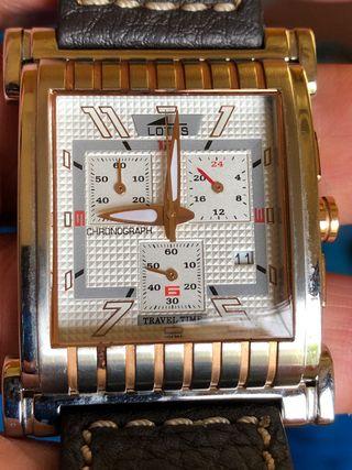 Reloj LOTUS serie limitada