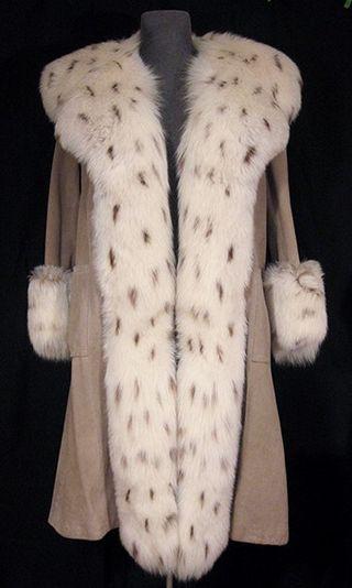 Abrigo piel LOEWE