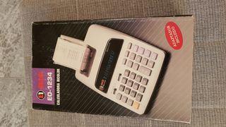 Calculadora con ticket SIN ESTRENAR