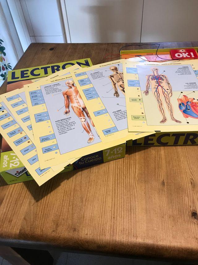 Electrón Diset conoce tu cuerpo