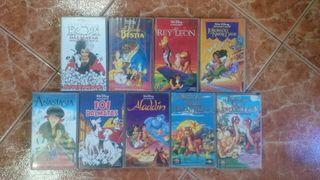 9 películas Disney y más