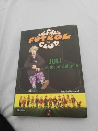 Libro Infantil-Juvenil de Fútbol.