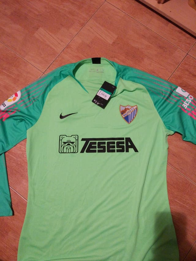 Camiseta Málaga Cf